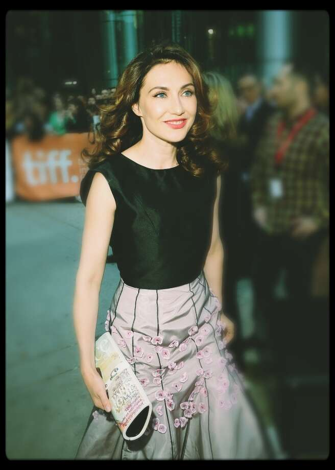 """Carice van Houten will appear in the thriller """"The Fifth Estate,"""" which premiered in September of 2013 at the Toronto International Film Festival, pictured. Photo: Jason Merritt, Getty Images"""