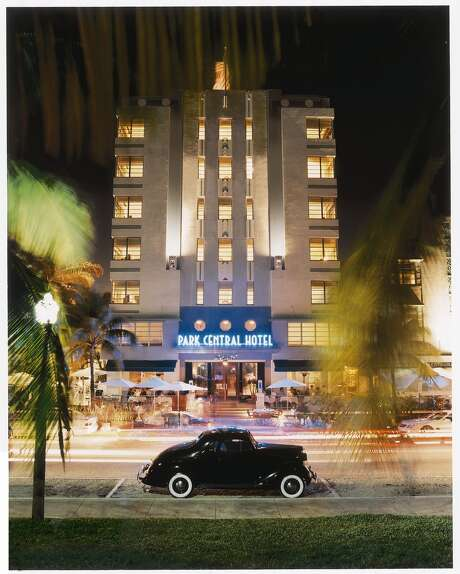 Giorgio Borlenghi's company, Interfin, led a group that bought Miami's historic Park Central Hotel. Photo: Courtesy Of Interfin