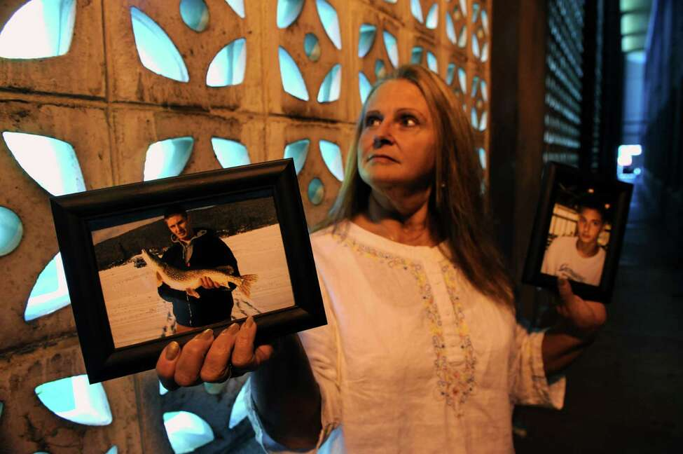 Auerbach tried to convince her son, Lyman, that he needed rehab in the lead up to his death, but her son told her he was no longer using. (Michael P. Farrell/Times Union)