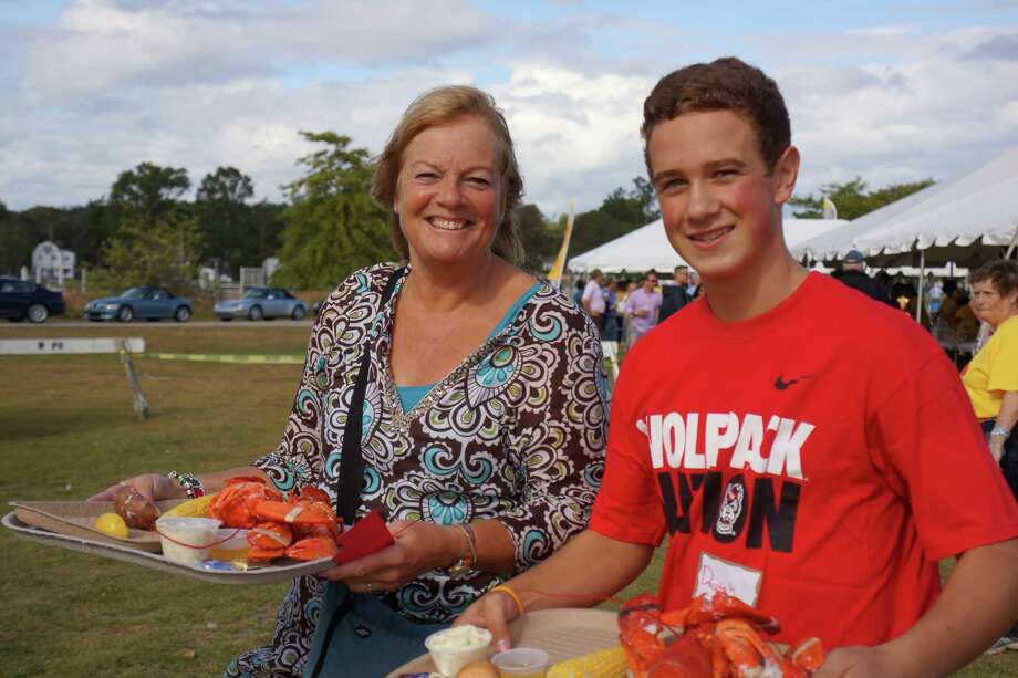 Were you SEEN Saturday at the Lobster Festival? Held annually (2nd year) at Compo Beach in Westport sponsored by the Rotary Club. 9/21/2013 Photo: Todd Tracy/ Hearst Connecticut Media Group