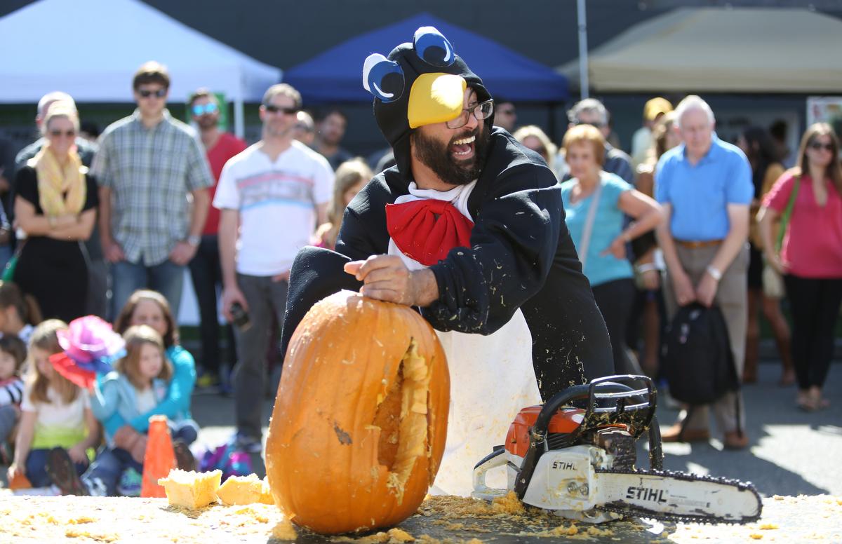 Fremont s annual oktoberfest celebration seattlepi