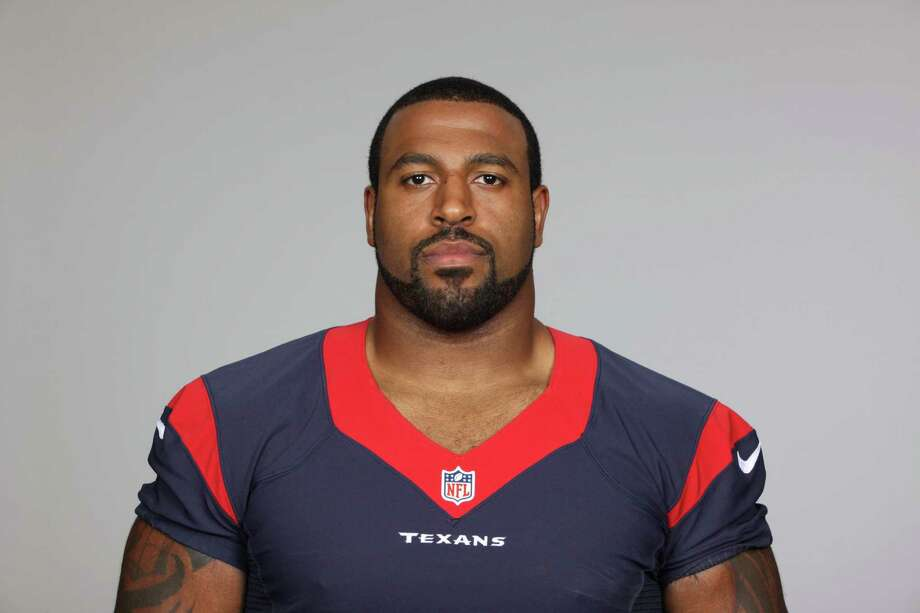 This is a 2013 photo of Duane Brown of the Houston Texans NFL football team. This image reflects the Houston Texans active roster as of Thursday, June 20, 2013 when this image was taken. (AP Photo) Photo: Uncredited, FRE / AP2013