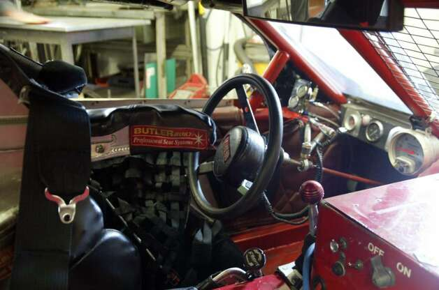 Inside A Modified At Ralph Solhem Racing In Milford Solhem