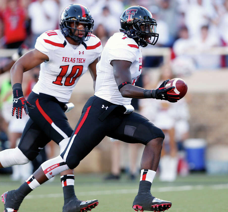 LB - Will Smith, Texas Tech, 6-3, 224, Sr., Riverside, Calif. (Notre Dame/Riverside C.C.)NOT PICTURED: LB - Zach Orr, North Texas, 6-1, 240, Sr., DeSoto Photo: Stephen Spillman, Associated Press / Lubbock Avalanche-Journal