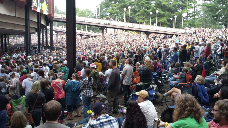 Were you Seen at Farm Aid, featuring Willie Nelson, Neil Young, Dave Matthews, John Mellencamp, Jack Johnson and others at SPAC on Saturday, Sept. 21, 2013? Photo: Will Brunelle