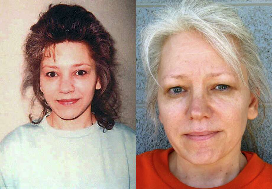 This combination of undated file photos shows Debra Jean Milke, convicted for plotting the murder of her 4-year-old son, Christopher, in December 1989. Nearly 24 years later, the case is returning to a courtroom after an appeals court has ruled that holes in the case against her entitle her to a new trial. Photo: AP