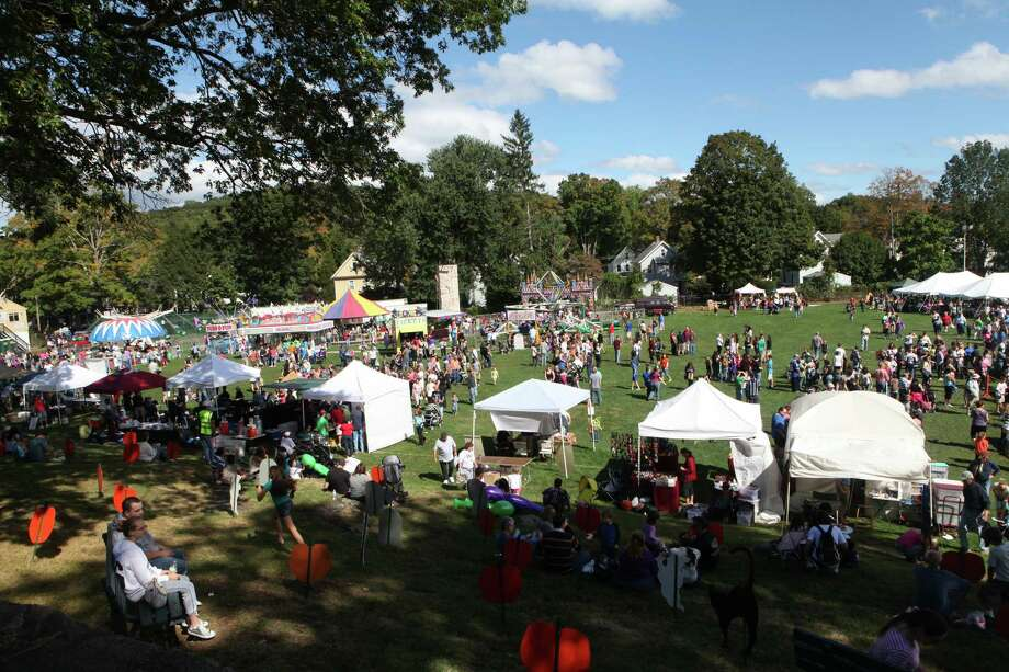 The 48th Annual Seymour Pumpkin Festival at French Memorial Park on Sunday, Sept. 22, 2013. Photo: BK Angeletti, B.K. Angeletti / Connecticut Post freelance B.K. Angeletti