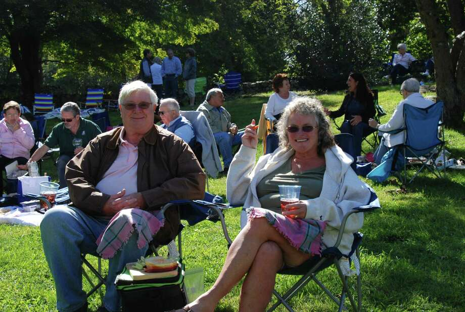 Were you SEEN at Jazz in the Garden? Photo: Barkey Powell/Hearst Connecticut Media Group
