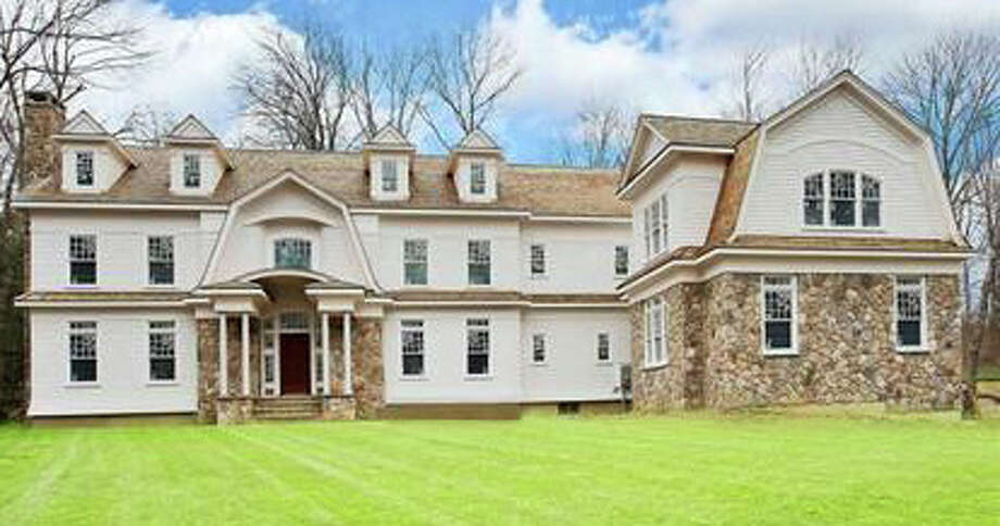The house at 47 High Point Road recently was sold for $3 million. Photo: Contributed Photo / Westport News contributed