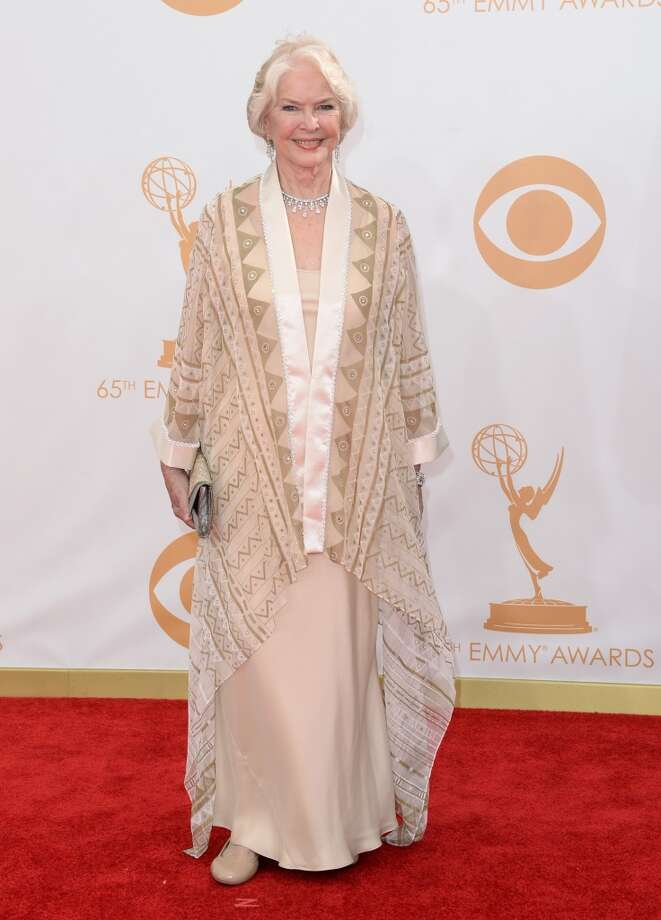 Actress Ellen Burstyn arrives at the 65th Annual Primetime Emmy Awards held at Nokia Theatre L.A. Live on September 22, 2013 in Los Angeles, California.  (Photo by Jason Merritt/Getty Images) Photo: Getty Images