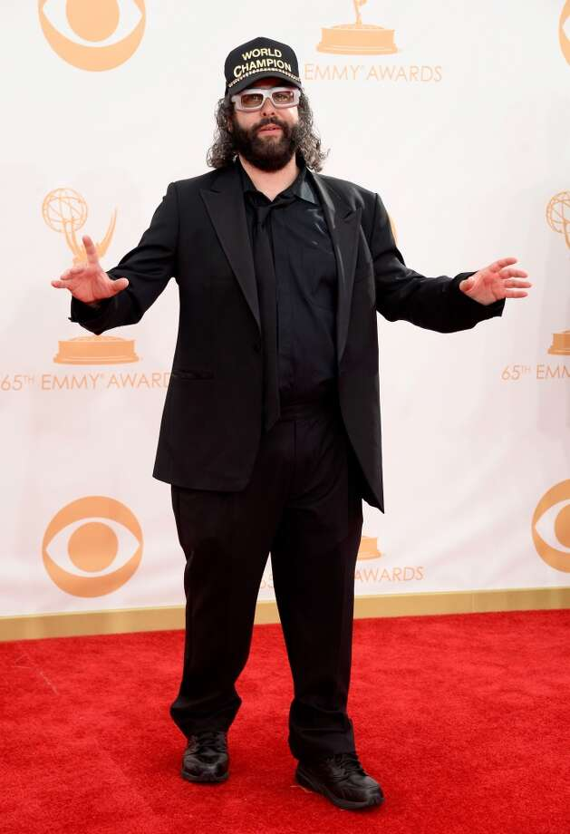 Actor Judah Friedlander  arrives at the 65th Annual Primetime Emmy Awards held at Nokia Theatre L.A. Live on September 22, 2013 in Los Angeles, California.  (Photo by Frazer Harrison/Getty Images) Photo: Getty Images