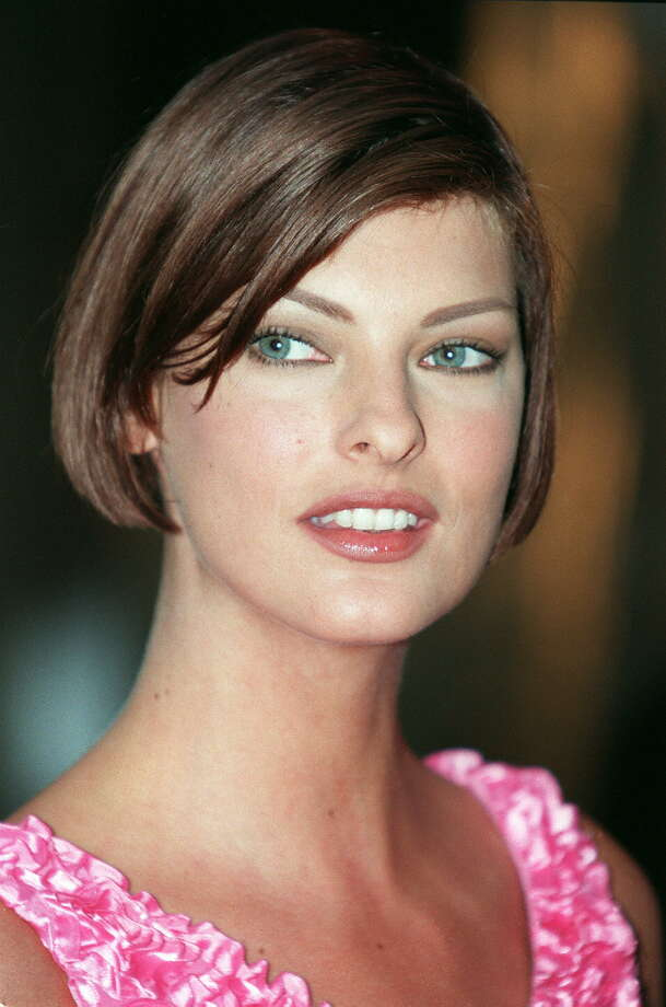 "Canadian model Linda Evangelista famously said she didn't ""wake up for less than $10,000"" during the height of her fame. Here she is in 1995, age 29. Photo: AFP/Getty Images"