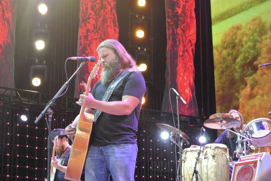 Did you see the performers at Farm Aid at SPAC on Saturday, Sept. 21, 2013? Photo: Deanna Fox