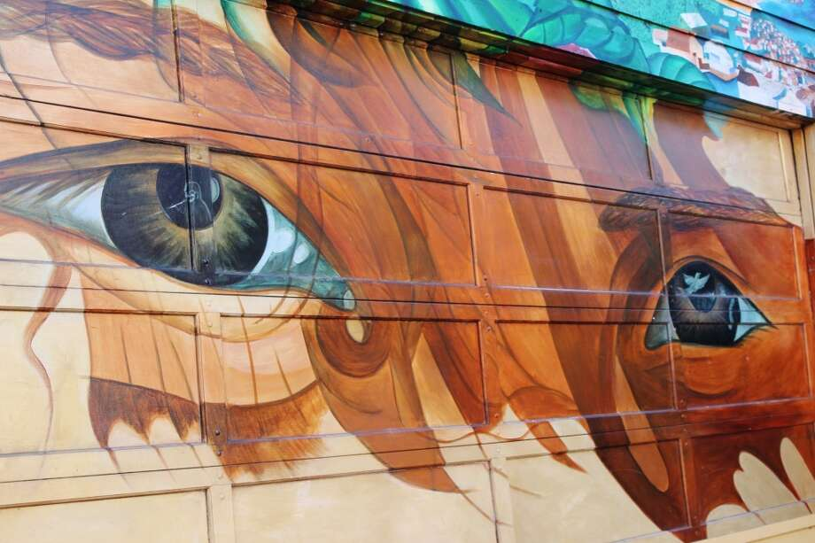 You have a favorite mural. (Shown: Balmy Alley). Photo: Stephanie Wright Hession, Special To The Chronicle