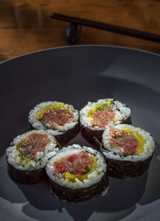 Negi Toro at Akiko's in San Francisco. Photo: John Storey, Special To The Chronicle