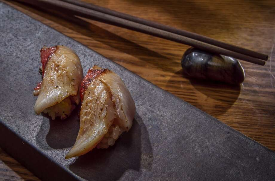 Golden Eye Snapper at Akiko's in San Francisco. Photo: John Storey, Special To The Chronicle