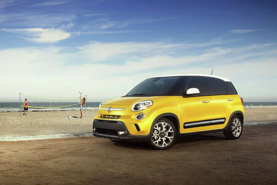 Resolution: Save moneyThe 2014 Fiat 500L has a starting price of $16,100, which is pretty affordable. And with 31/40 MPG, you'll be saving money at the pump too. Photo: Fiat