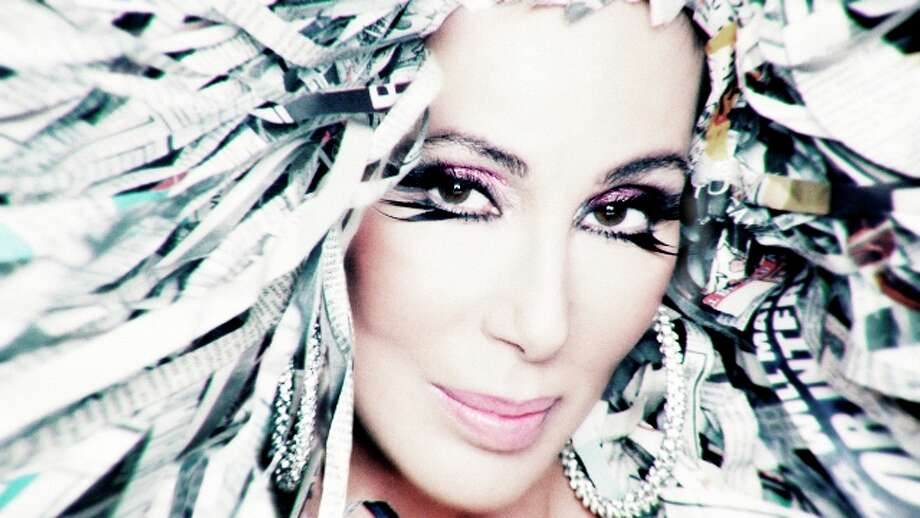 "The new Cher album ""Closer to the Truth"" includes the No. 1 dance hit ""Woman's World."" Photo: Ray Kay"