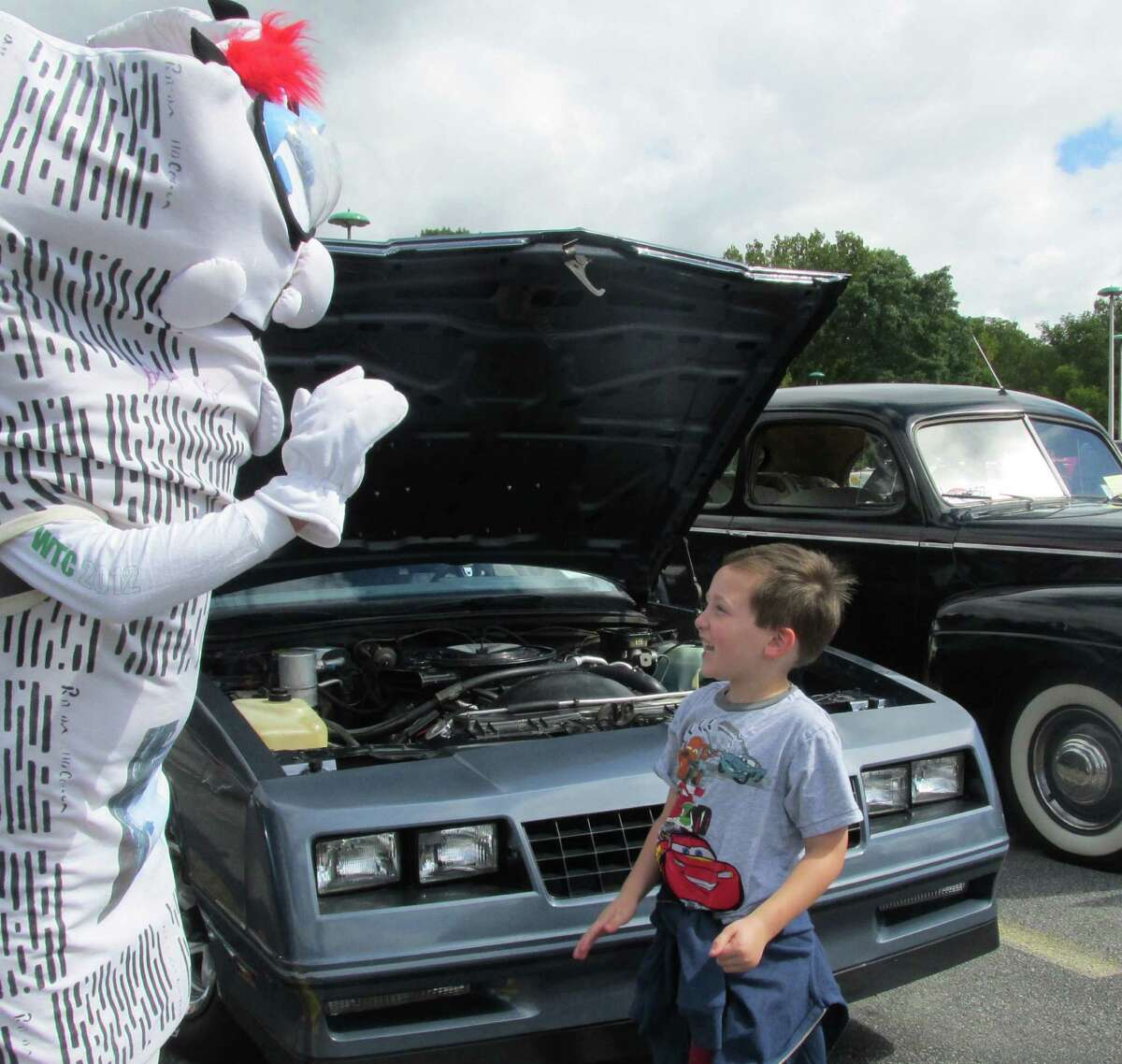 Were you Seen at the 3rd Annual Times Union Car Show held Sunday, Sept. 22, 2013, at the Times Union in Colonie?