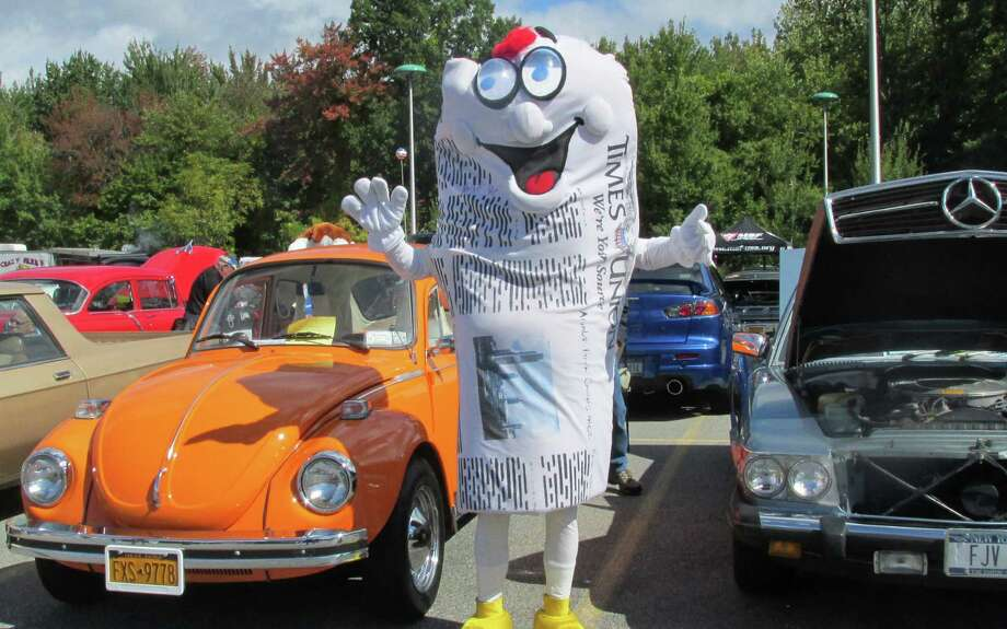 Were you Seen at the 3rd Annual Times Union Car Show held Sunday, Sept. 22, 2013, at the Times Union in Colonie? Photo: Lyn Forezzi