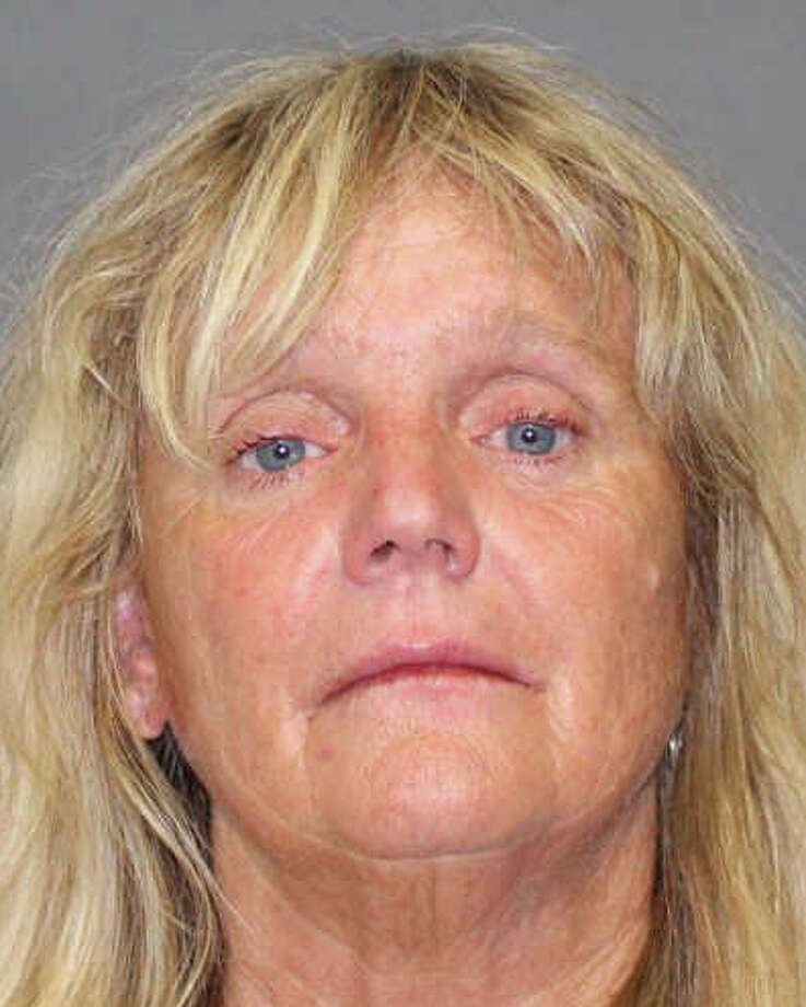 Robin Benak, 54, of Fairfield, was charged with third-degree assault after a fight early Saturday morning. Photo: Contributed Photo / Fairfield Citizen