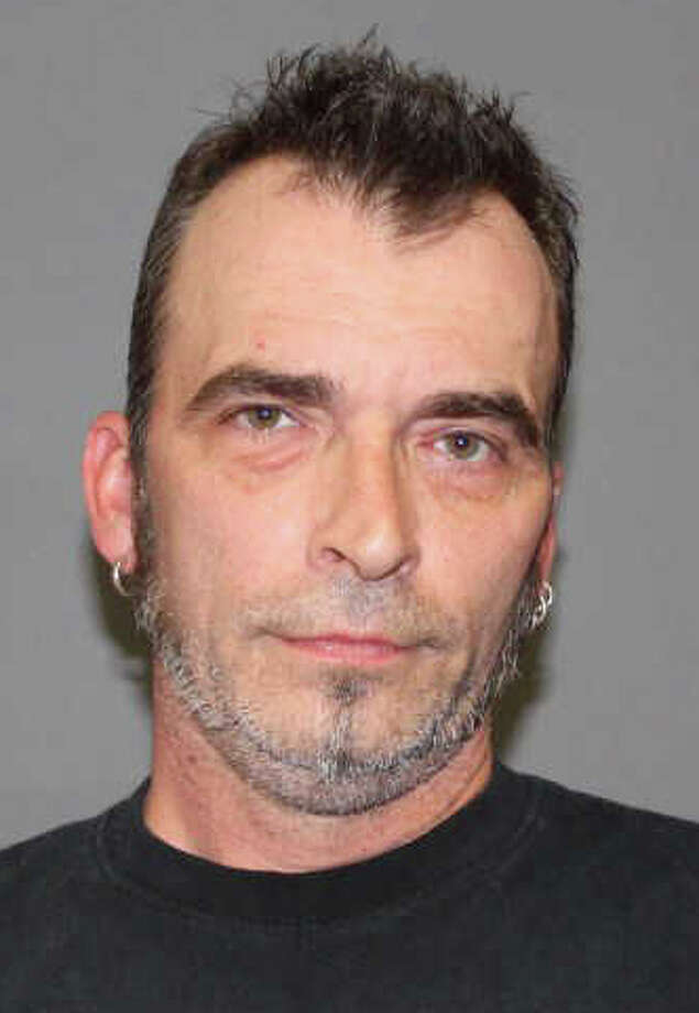 John Kantorowski, 45, was arrested Friday after allegedly threatening to kill his fiancee's friend. Photo: Contributed Photo / Fairfield Citizen