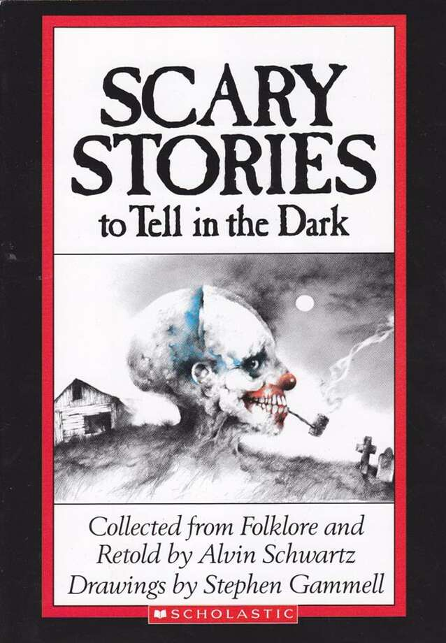 """Scary Stories"" by Alvin Schwartz – On the American Library Association's list of frequently challenged books, it ranked No. 8 in 2012, No. 4 in 2008 and No. 6 in 2006 – Some complained the series includes Satanism and violence."