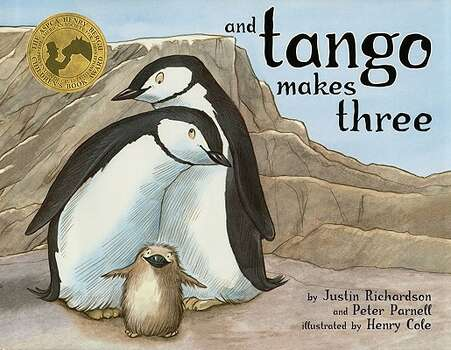 """And Tango Makes Three"" by Peter Parnell and Justin