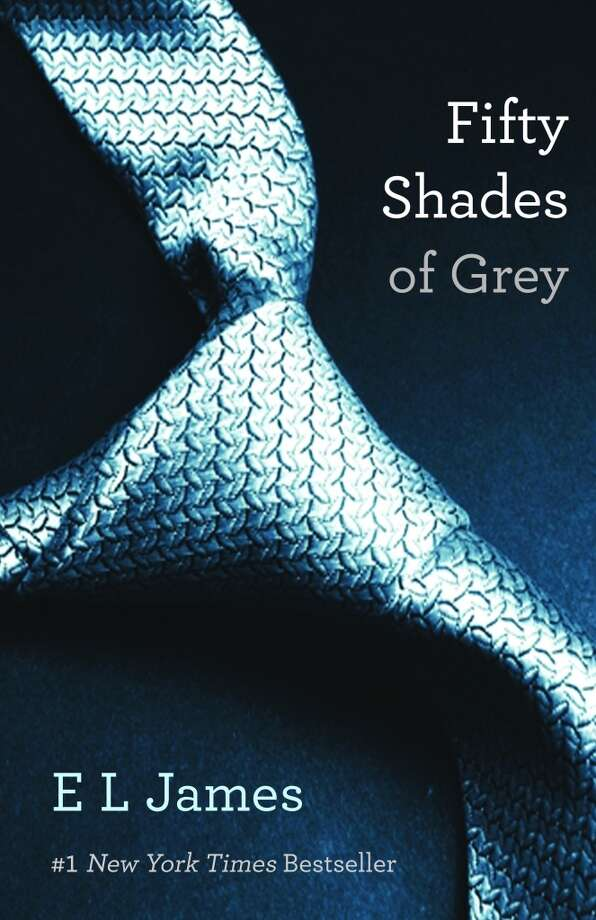 """Fifty Shades of Grey"" by E.L. James – On the American Library Association's list of frequently challenged books, it ranked No. 4 in 2012 – Some complained … well, it's ""Fifty Shades of Grey."" We'll assume they were mad about the bondage.  Photo: Xx"
