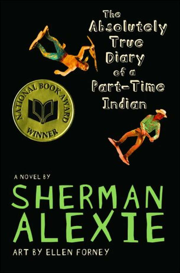 3. `The Absolutely True Diary of a Part-Time Indian,' by Sherman Alexie.
