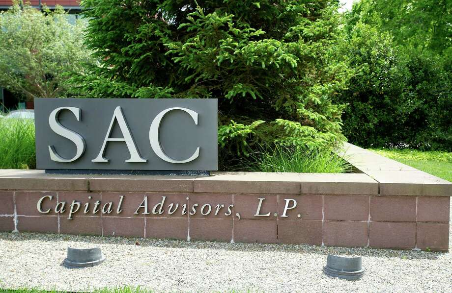 SAC Capital in Stamford, Conn. Photo: Lindsay Perry / Stamford Advocate