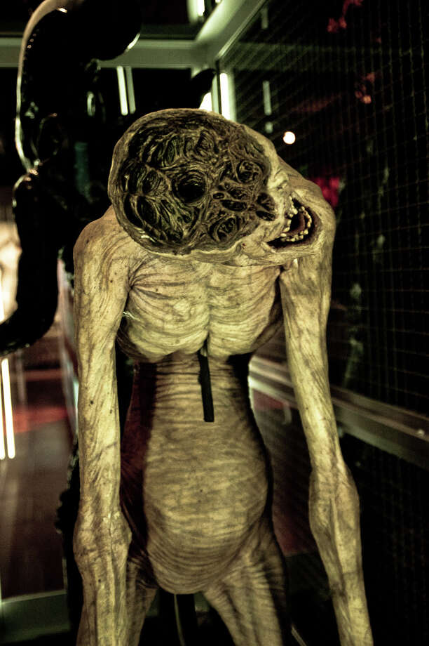 "A scavenger demon from ""Constantine."" From the Paul G. Allen Family Collection Photo: Photo Courtesy Of EMP"