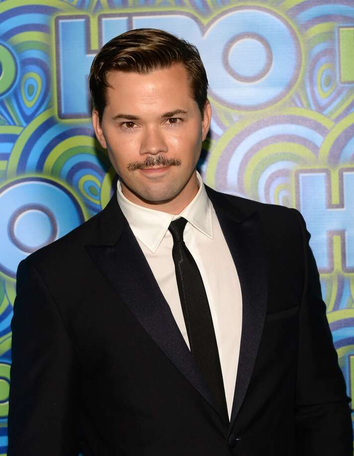 Actor Andrew Rannells attends HBO's Annual Primetime Emmy Awards Post Award Reception at The Plaza at the Pacific Design Center on September 22, 2013 in Los Angeles, California.  (Photo by Michael Buckner/Getty Images) Photo: Michael Buckner, Getty Images