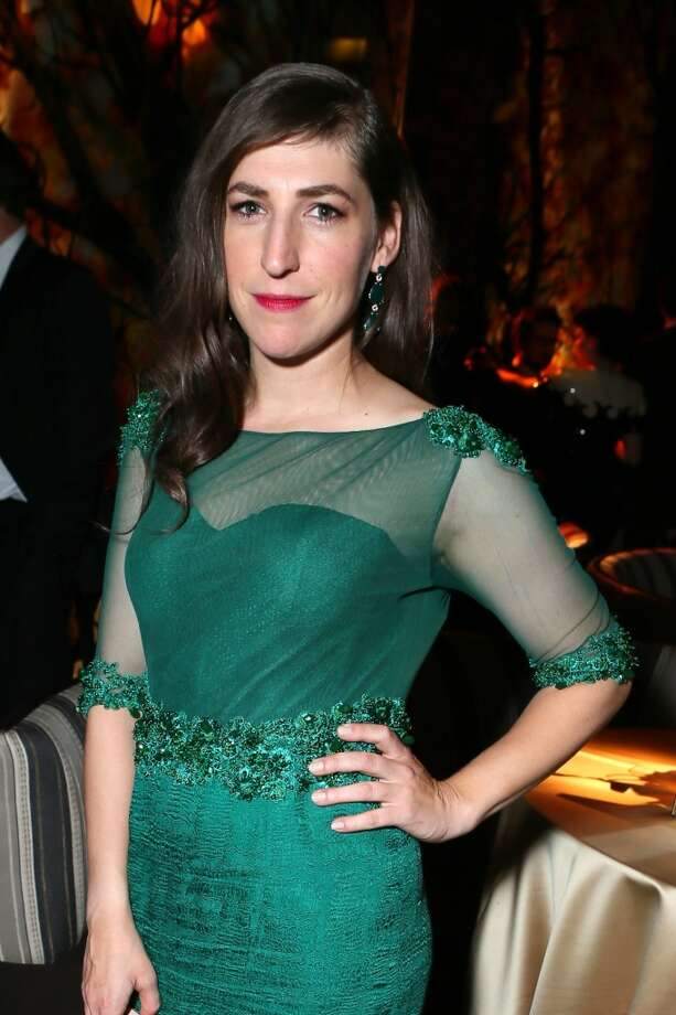 Mayim Bialik attends the AMC, IFC, Sundance Channel Emmy After Party, on Sunday, September 22, 2013 in West Hollywood, Calif. (Photo by Alexandra Wyman/Invision for AMC/AP Images) Photo: Alexandra Wyman, Alexandra Wyman/Invision/AP