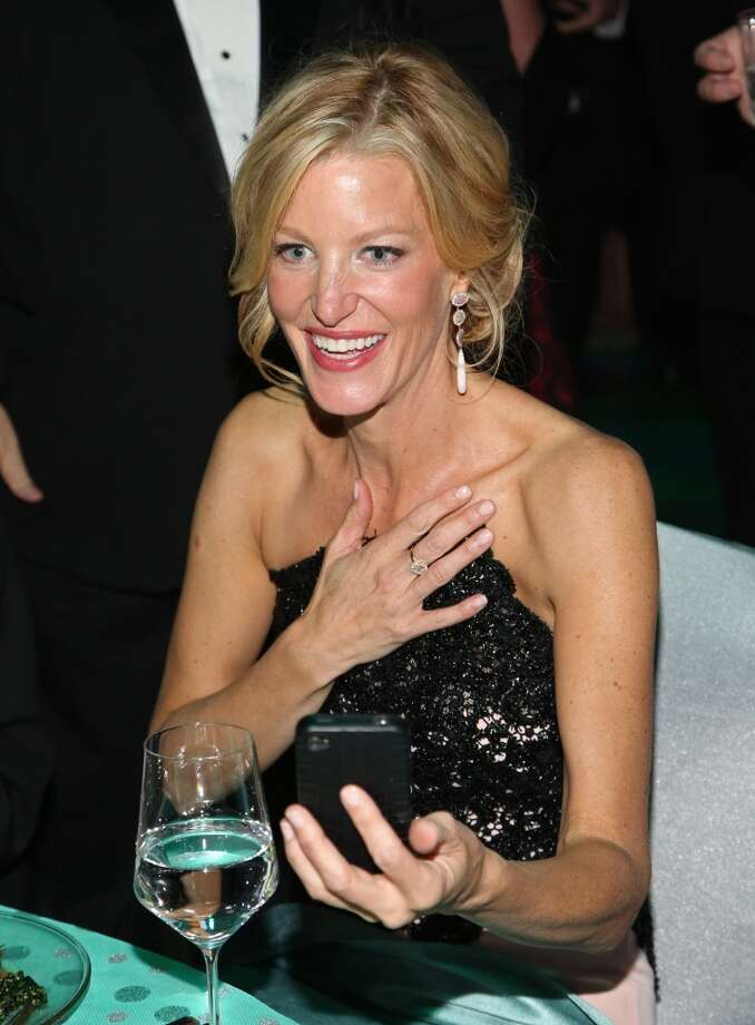 Exclusive - Anna Gunn is seen at the Governors Ball at the 65th Primetime Emmy Awards at Nokia Theatre on Sunday Sept. 22, 2013, in Los Angeles.  (Photo by Brian Dowling/Invision for Academy of Television Arts & Sciences/AP Images) Photo: Brian Dowling, Brian Dowling/Invision/AP