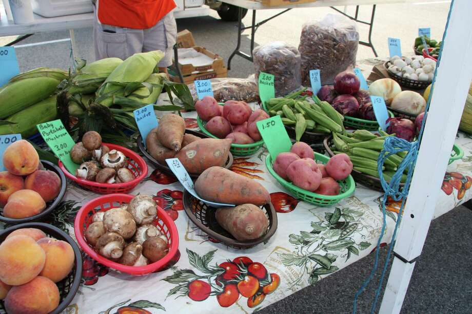 Legacy Farmers Market Photo: Courtesy Lance Tiner