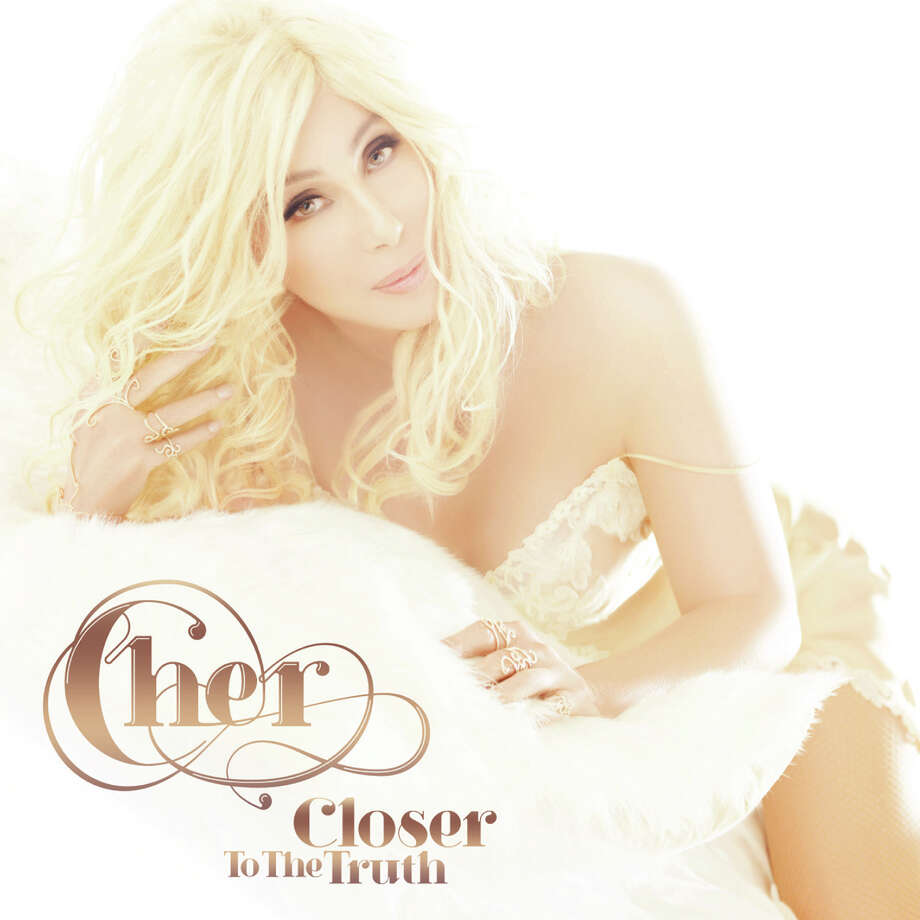 "Cover art for ""Closer to the Truth,"" the 26th solo album from Cher. Photo: CD Artwork"