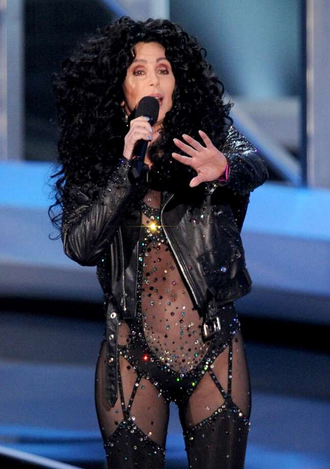 LOS ANGELES, CA - SEPTEMBER 12:  Singer Cher performs onstage during the 2010 MTV Video Music Awards at NOKIA Theatre L.A. LIVE on September 12, 2010 in Los Angeles, California.  (Photo by Kevin Winter/Getty Images) Photo: Kevin Winter, Getty Images