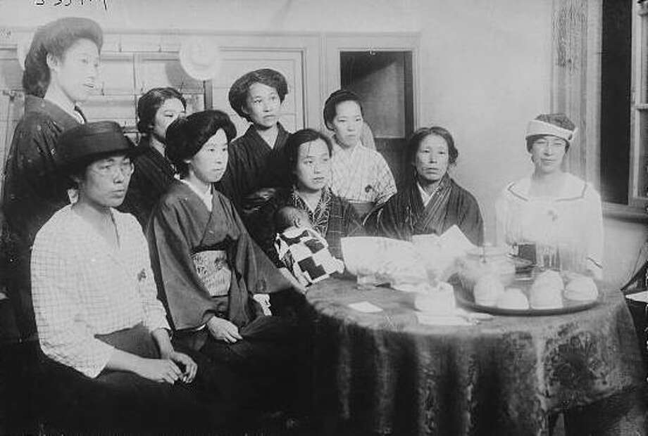 7 - Go to a political meeting and get involved like you've been challenged to do by your Facebook friends who are tired of seeing your political posts.  Photo: Women's Rights Meeting in Tokyo seeking universal suffrage. Photo: Wikimedia Commons