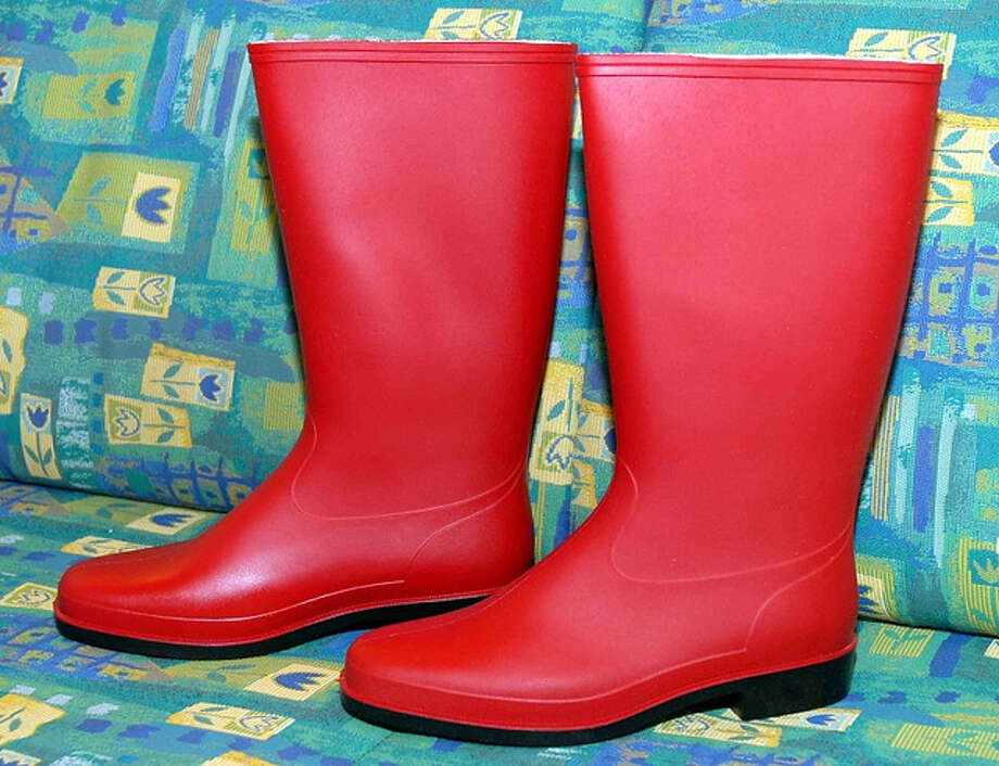 18 – Everyone, kids especially, can break out the rubber boots and go splashing around … Photo: HeveaFan, Flickr