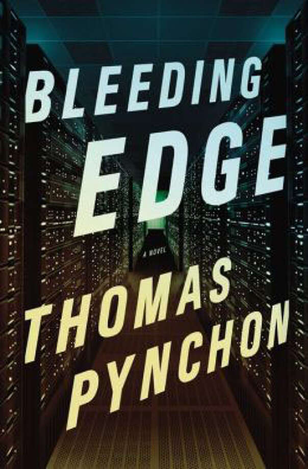 Thomas PynchonLittle is known about the novelist who has given us `V,' `The Crying of Lot 49,' `Gravity's Rainbow,' `Vineland' and `Mason & Dixon,' other than he's from Long Island, N.Y., spent some time in the navy and graduated from Cornell.  He has been described as a `mathematician of prose.' His latest, `Bleeding Edge,' was published earlier this year. Photo: Cover