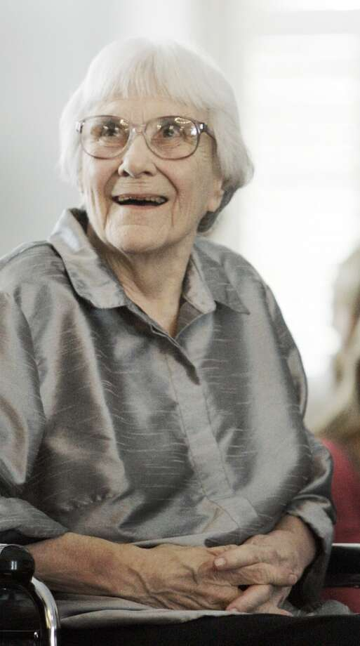 Harper Lee`To Kill a Mockingbird' is Lee's only book, but that hasn't put a damper on people's fascination with the writer. Lee has given almost no interviews since her book's publication in 1960. Photo: Rob Carr, Associated Press