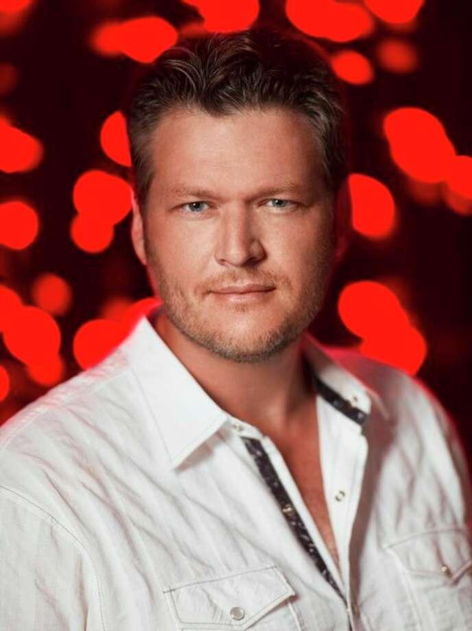 THE VOICE -- Season: 5 -- Pictured: Blake Shelton -- (Photo by: Mark Seliger/NBC) Photo: NBC, Mark Seliger/NBC / 2013 NBCUniversal Media, LLC