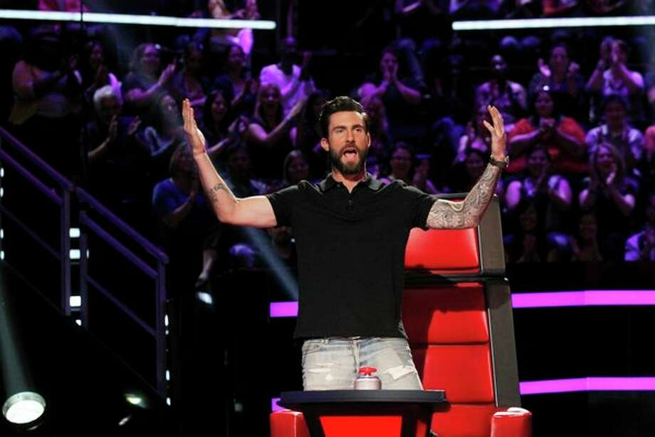 "THE VOICE -- ""Blind Auditions"" -- Pictured: Adam Levine  -- (Photo by: Trae Patton/NBC) Photo: NBC, Trae Patton/NBC / 2013 NBCUniversal Media, LLC"