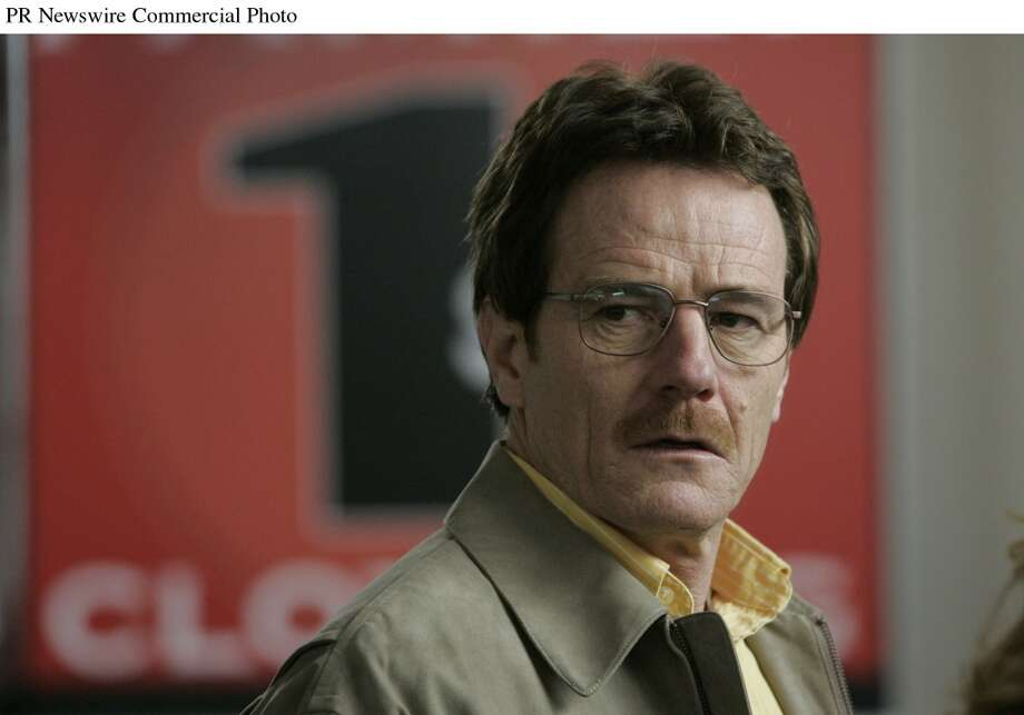 NetStudio.TV Showrunner and Actor Bryan Cranston in AMC 'Breaking Bad' Series.  (PRNewsFoto/NetStudio.TV) Photo: PR NEWSWIRE
