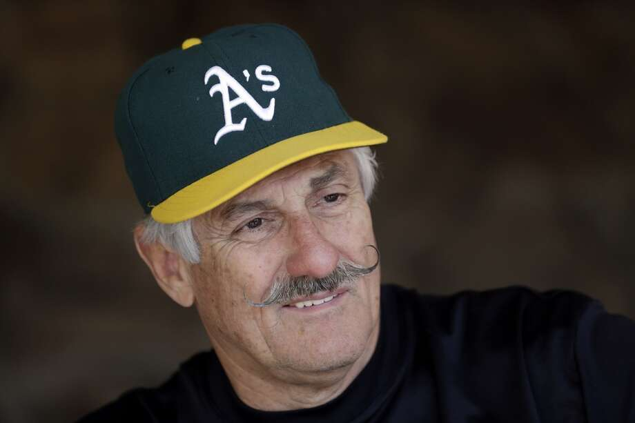 Rollie Fingers | The handlebar | Rating: 9. Photo: Marcio Jose Sanchez, AP