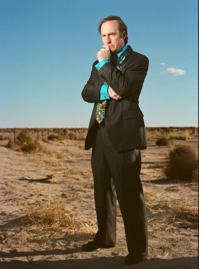 Saul Goodman (Bob Odenkirk) - Breaking Bad _ Season 5B _ Gallery - Photo Credit: Frank Ockenfels 3/AMC Photo: Frank Ockenfels 3, AMC