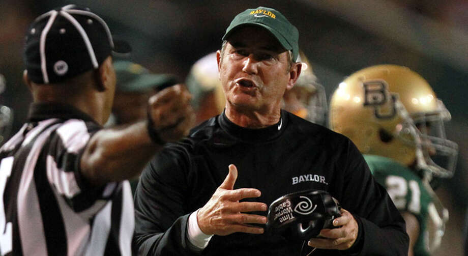 Art  Briles has the talent and the schedule to win the Big 12.