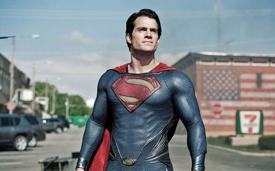"Henry Cavill stars as Superman in ""Man of Steel,"" opening at the IMAX Theatre at the Maritime Aquarium at Norwalk on Friday, Sept. 27."