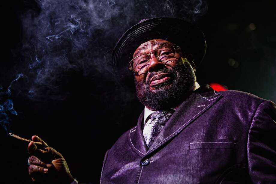... George Clinton & the Parliament Funkadelic ... Photo: Mat Hayward, FilmMagic